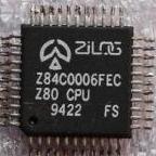 Z80CPU